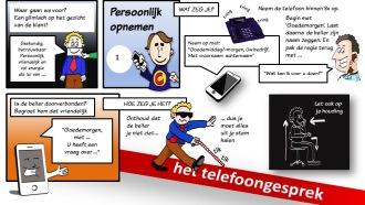 strip Loo van Eck